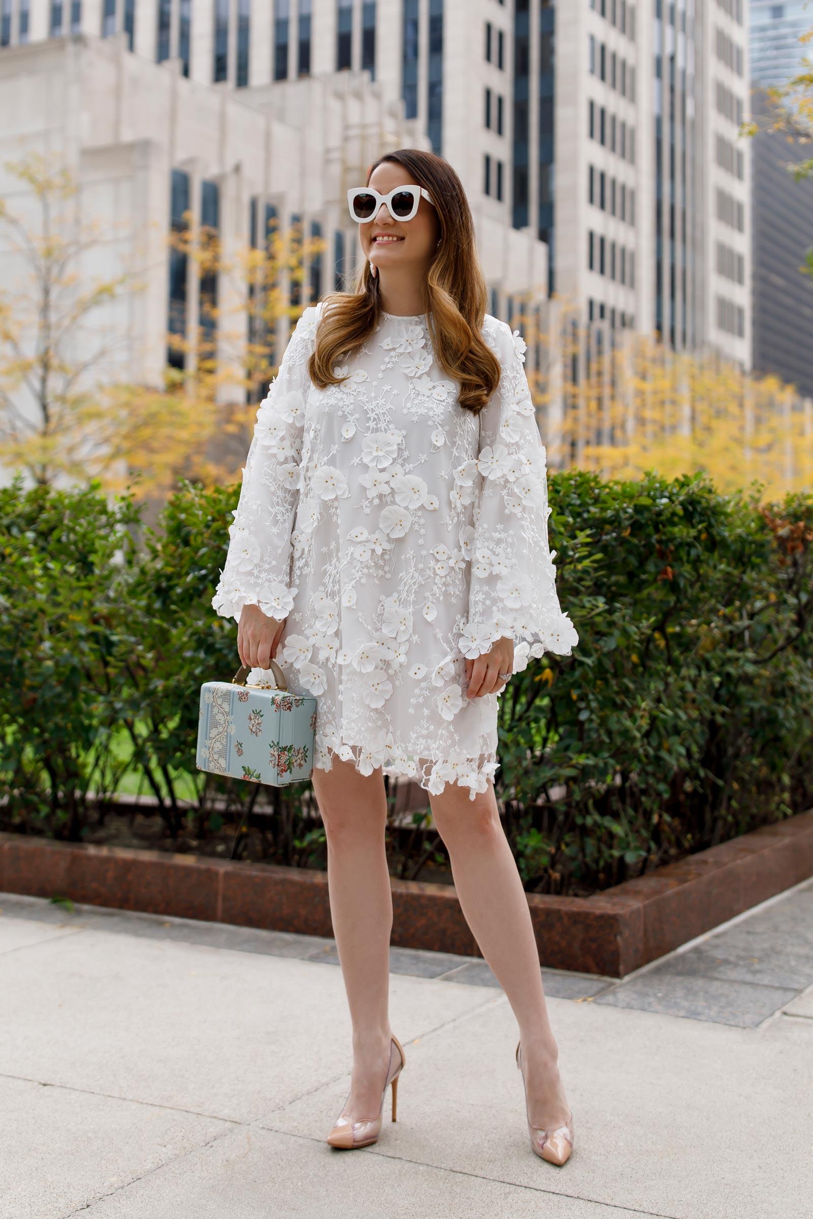 Mestiza White Dress