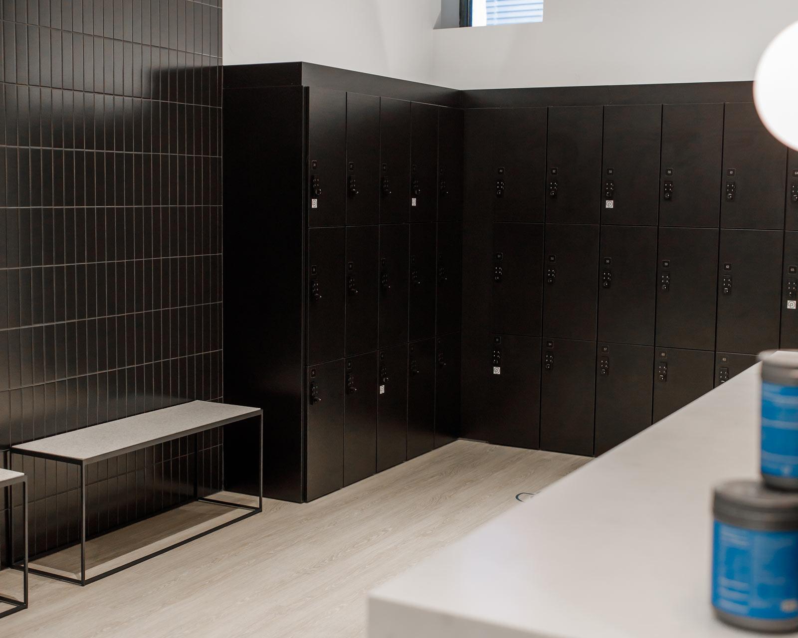 P.volve Locker Room