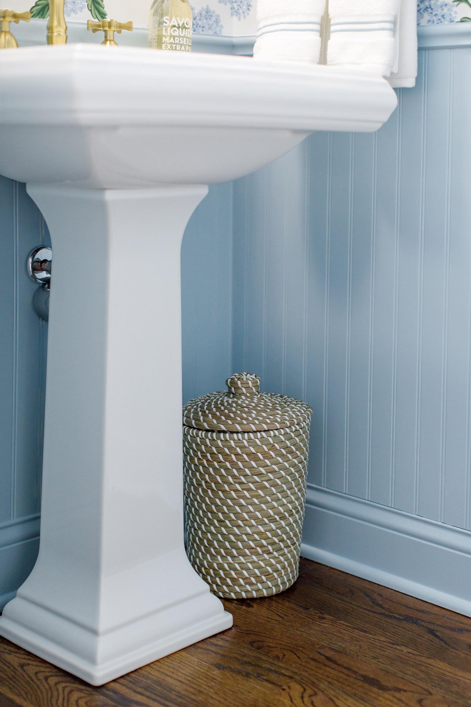Target Opalhouse Lidded Wastepaper Basket
