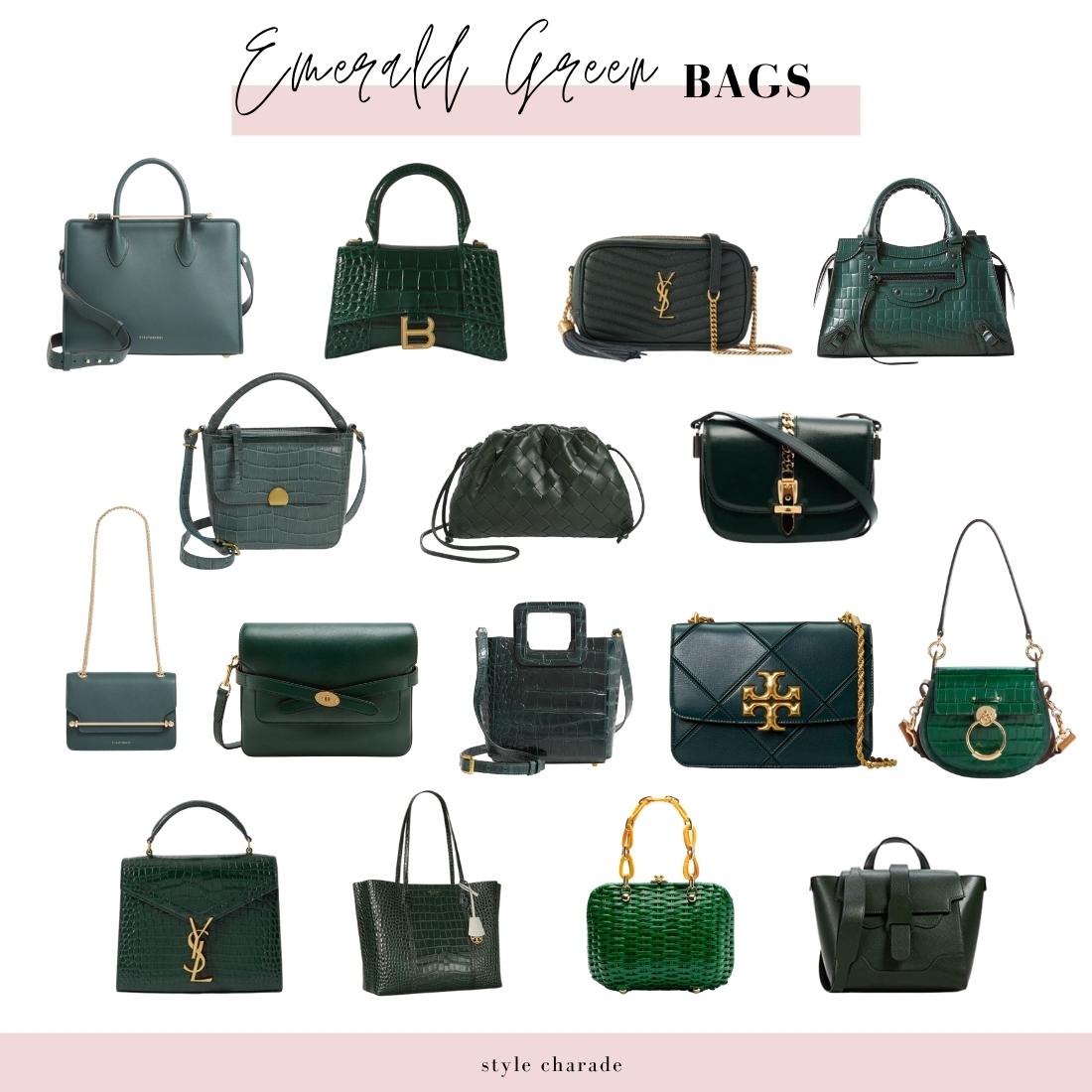 Best Emerald Bags