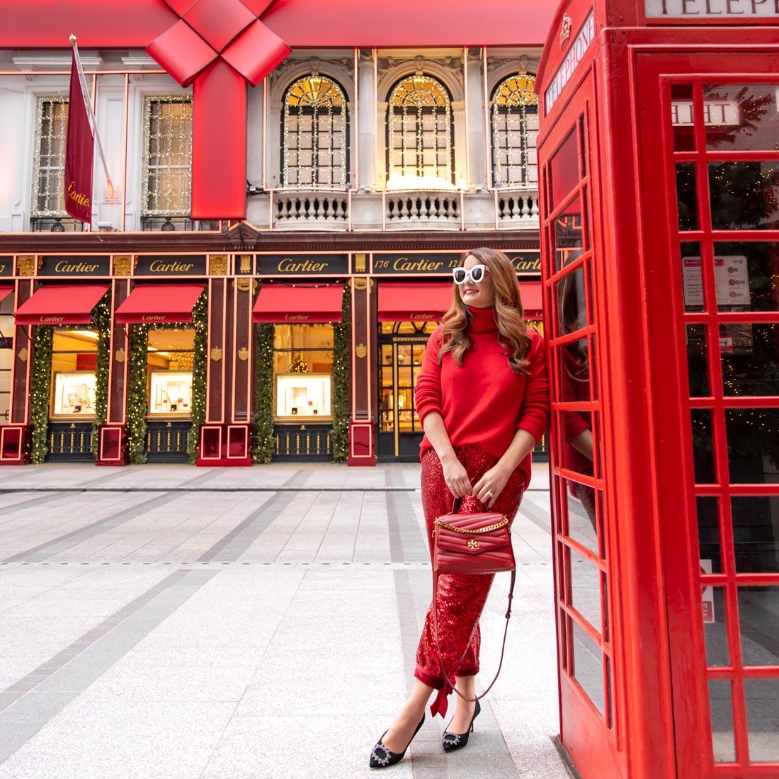 Jennifer Lake Cartier London