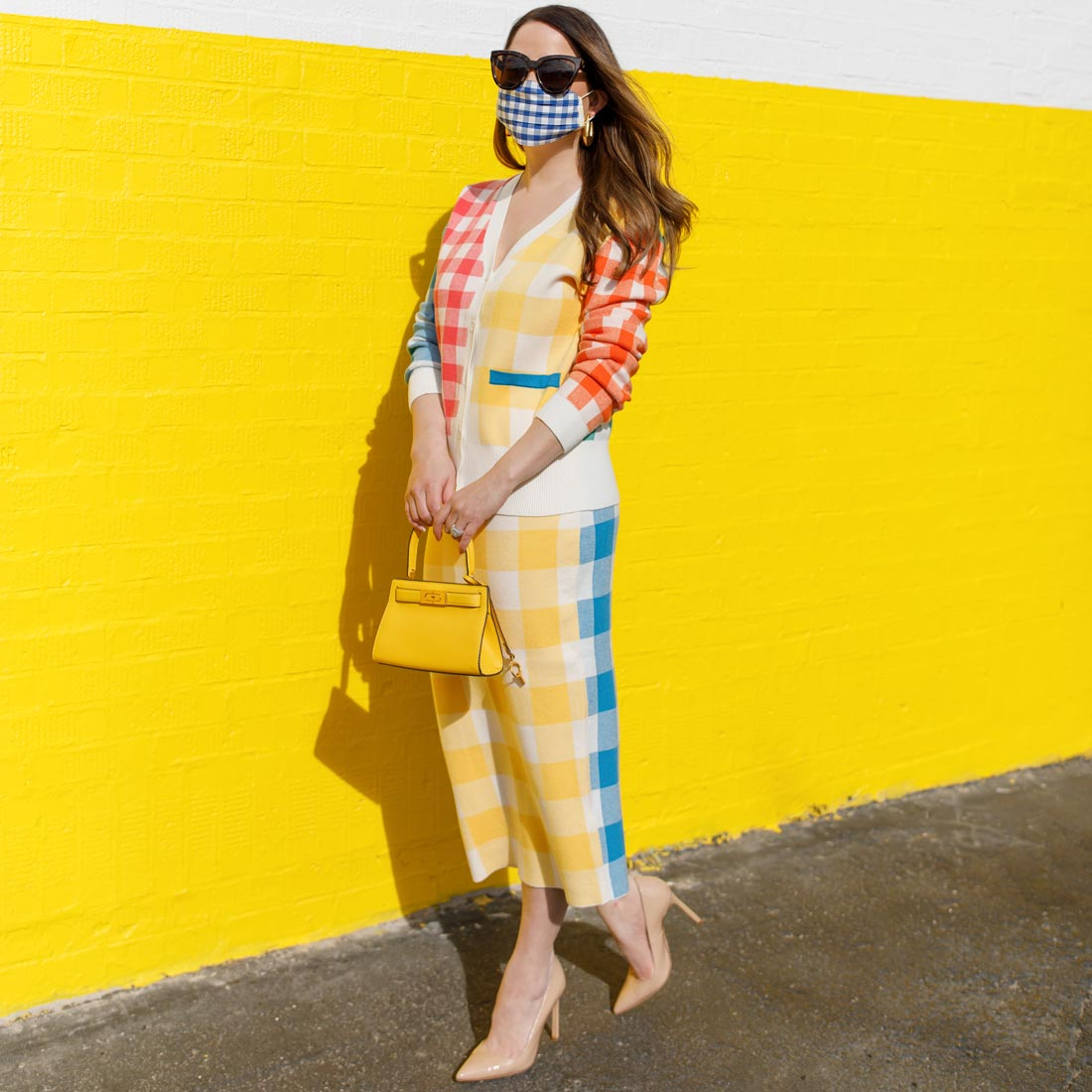 Jennifer Lake English Factory Yellow Check
