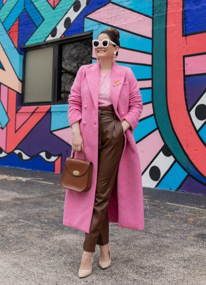 The Best Pink Winter Coat