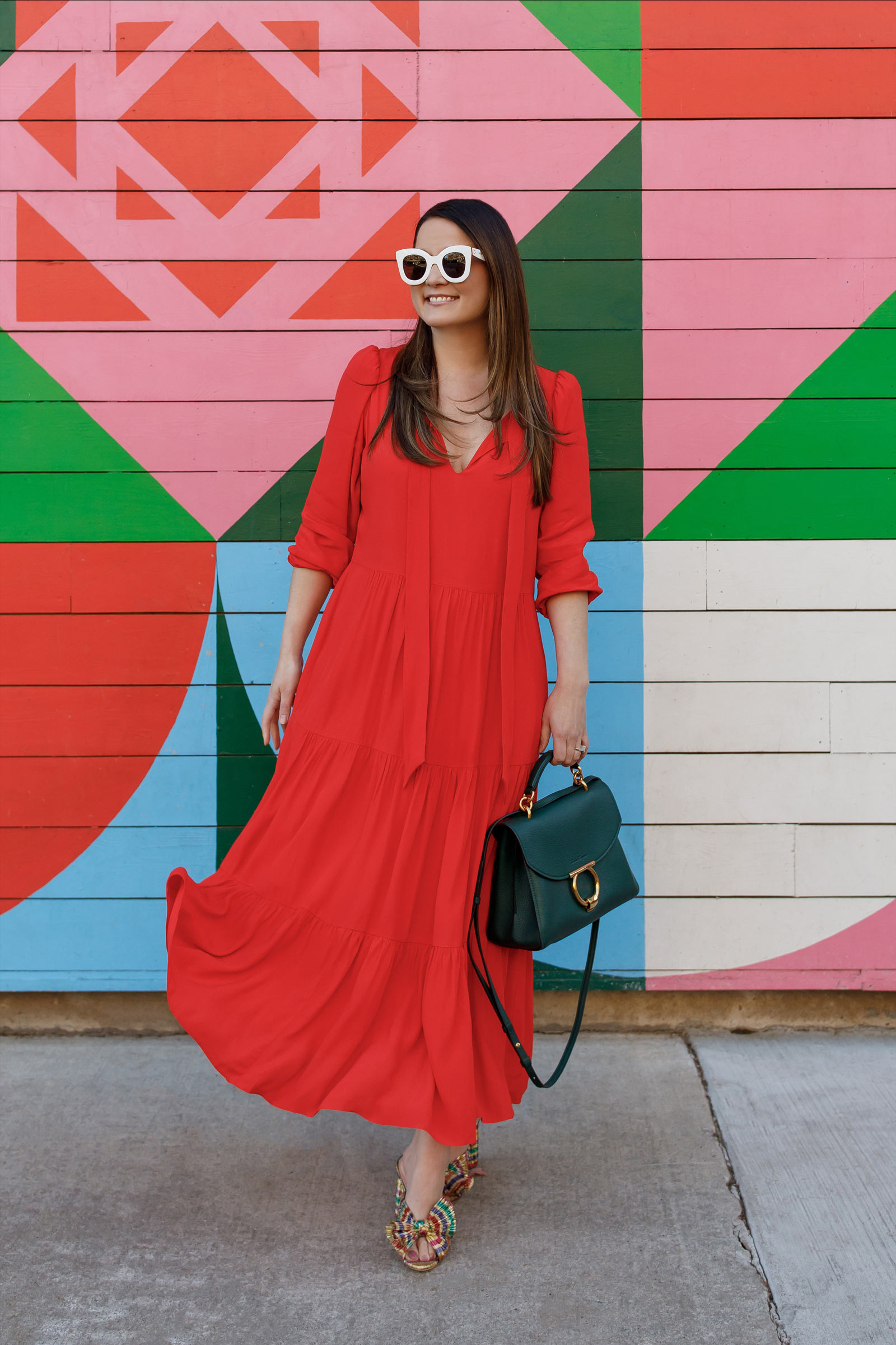 Style Charade Anne Midi Dress