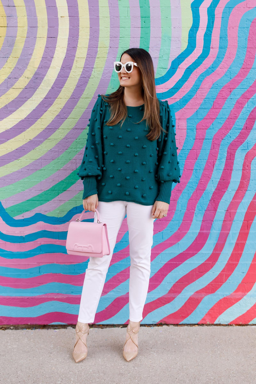 Lilly Pulitzer Kippa Sweater