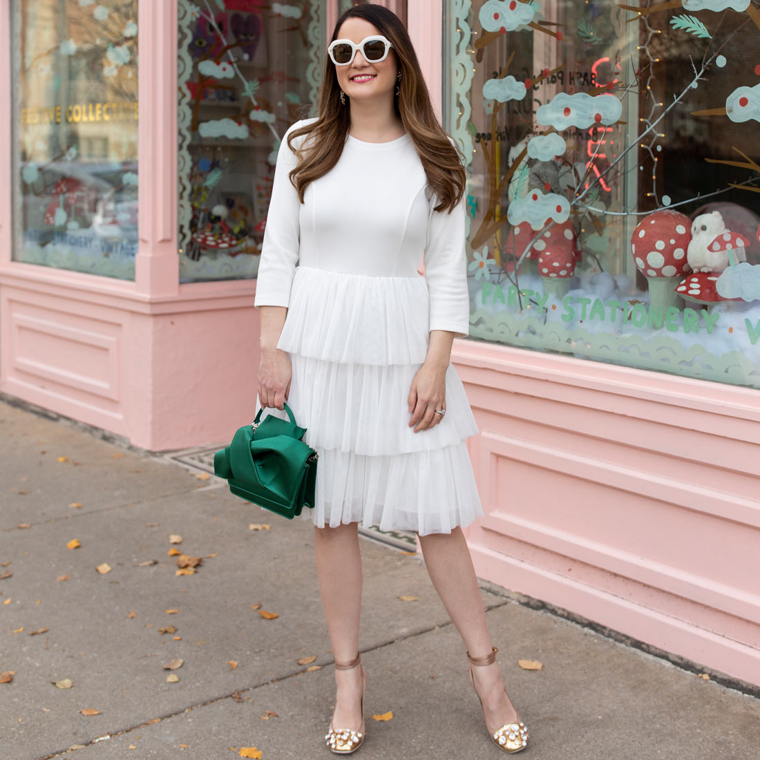 Sail to Sable Sue Tulle Dress
