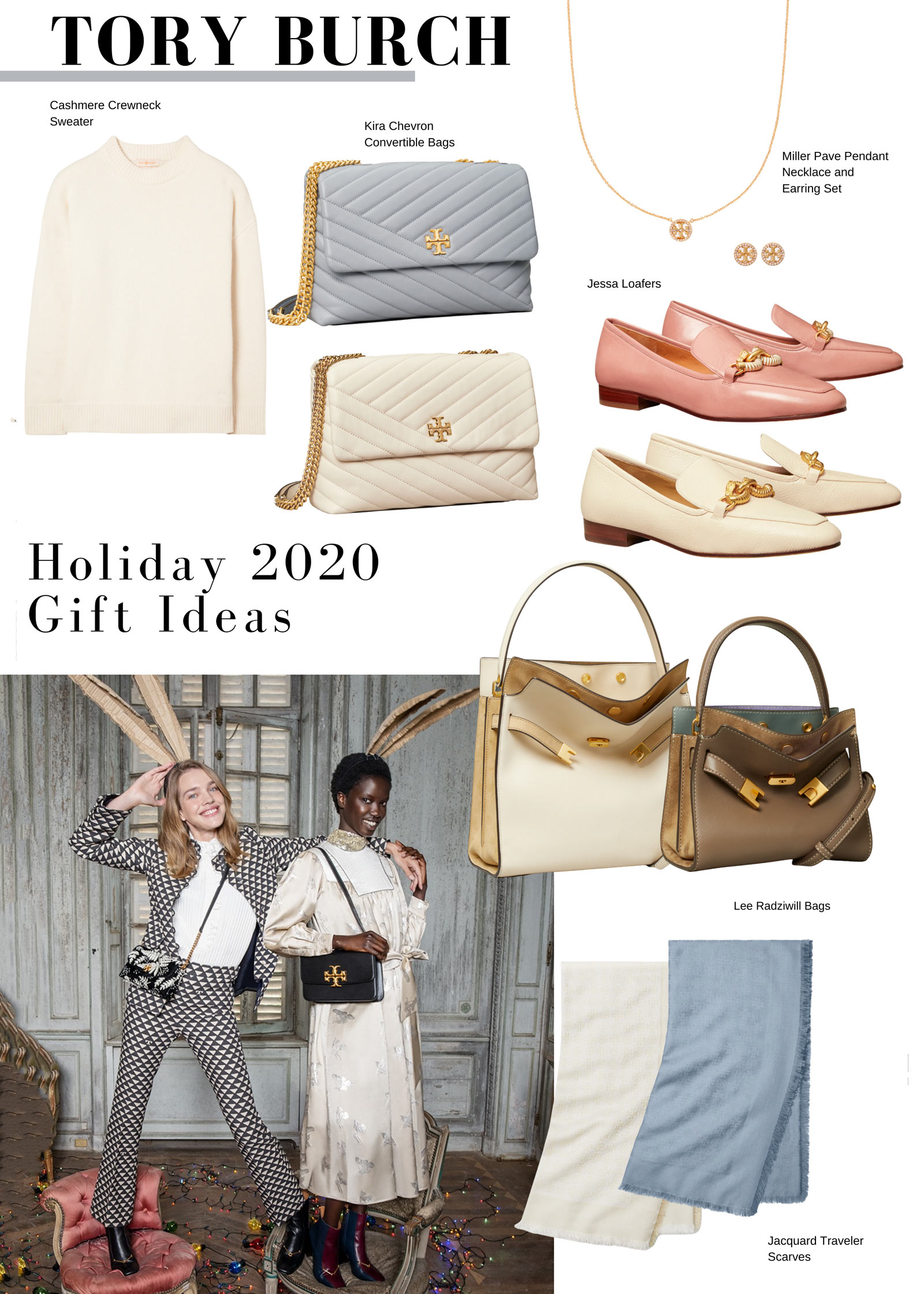 Tory Burch Holiday Gift Ideas