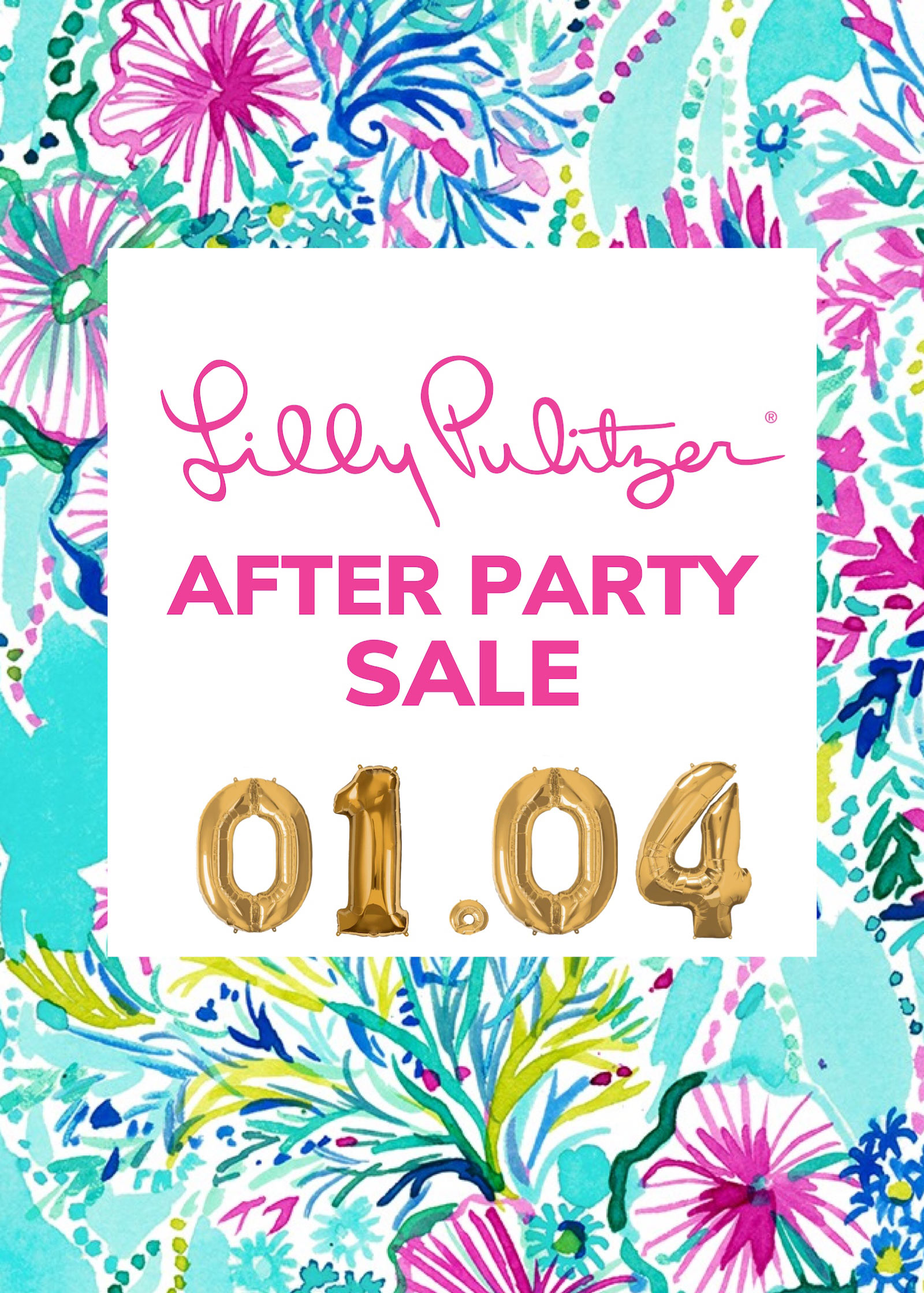 Lilly Pulitzer After Party 2021