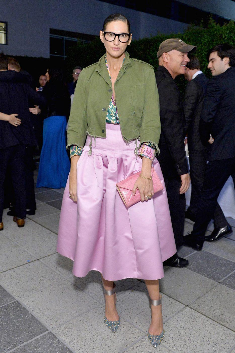 Jenna Lyons Pink Skirt