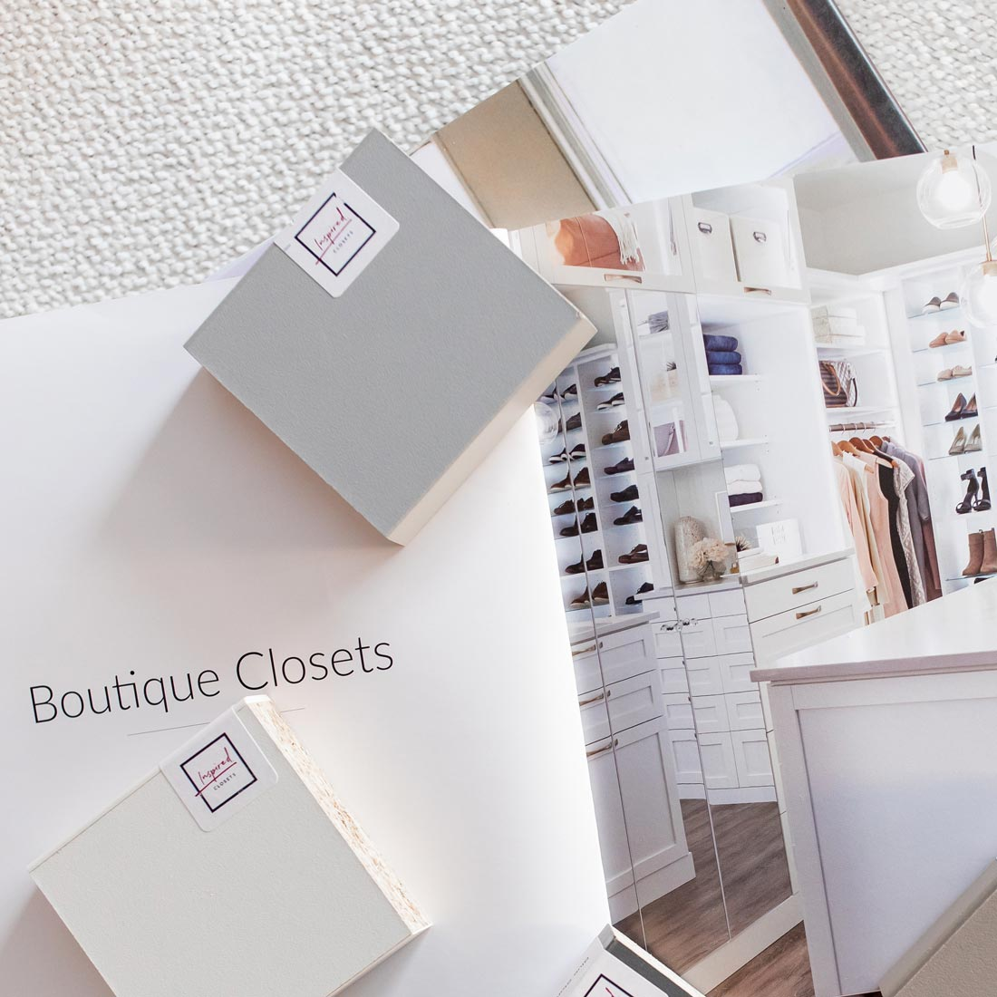 Jennifer Lake Inspired Closets Chicago Walk In