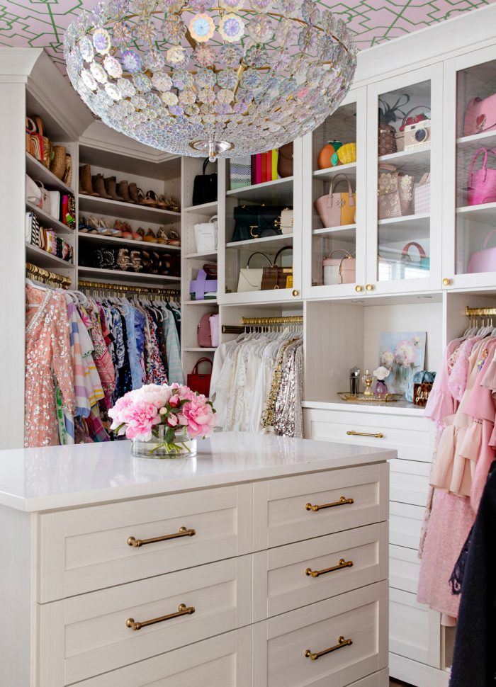 My Closet Transformation Details
