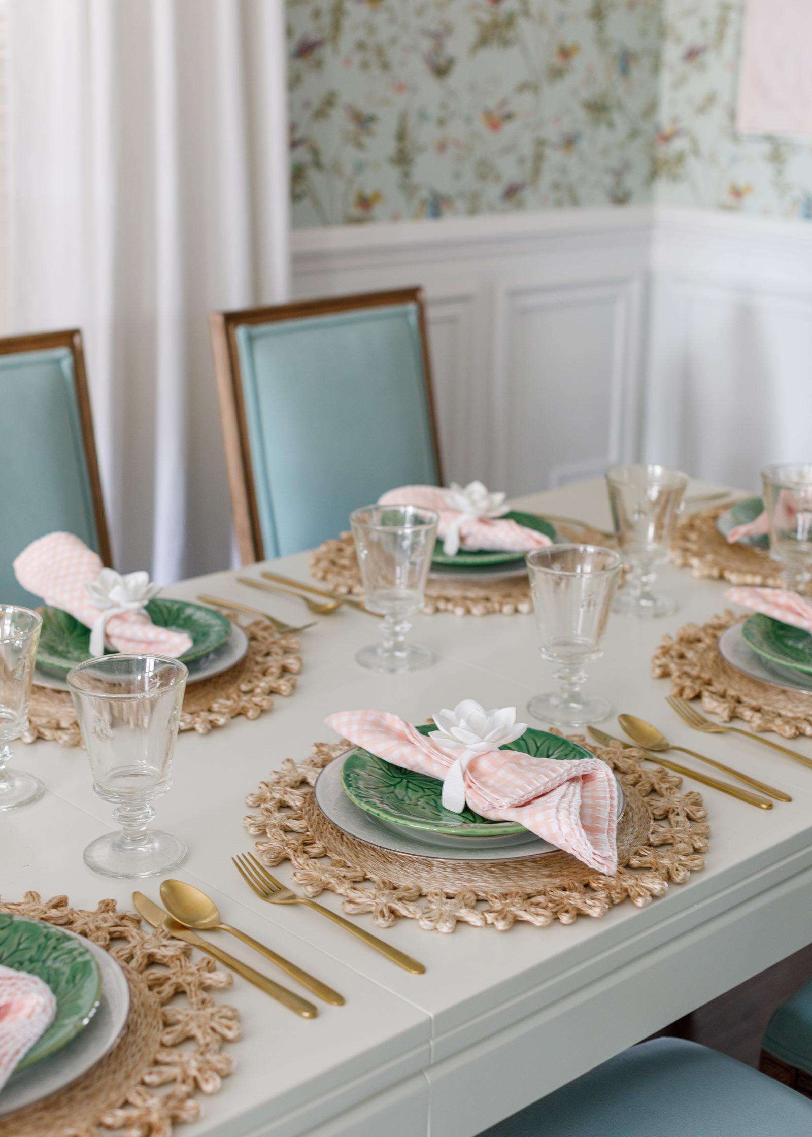 Ballard Designs Tablescape