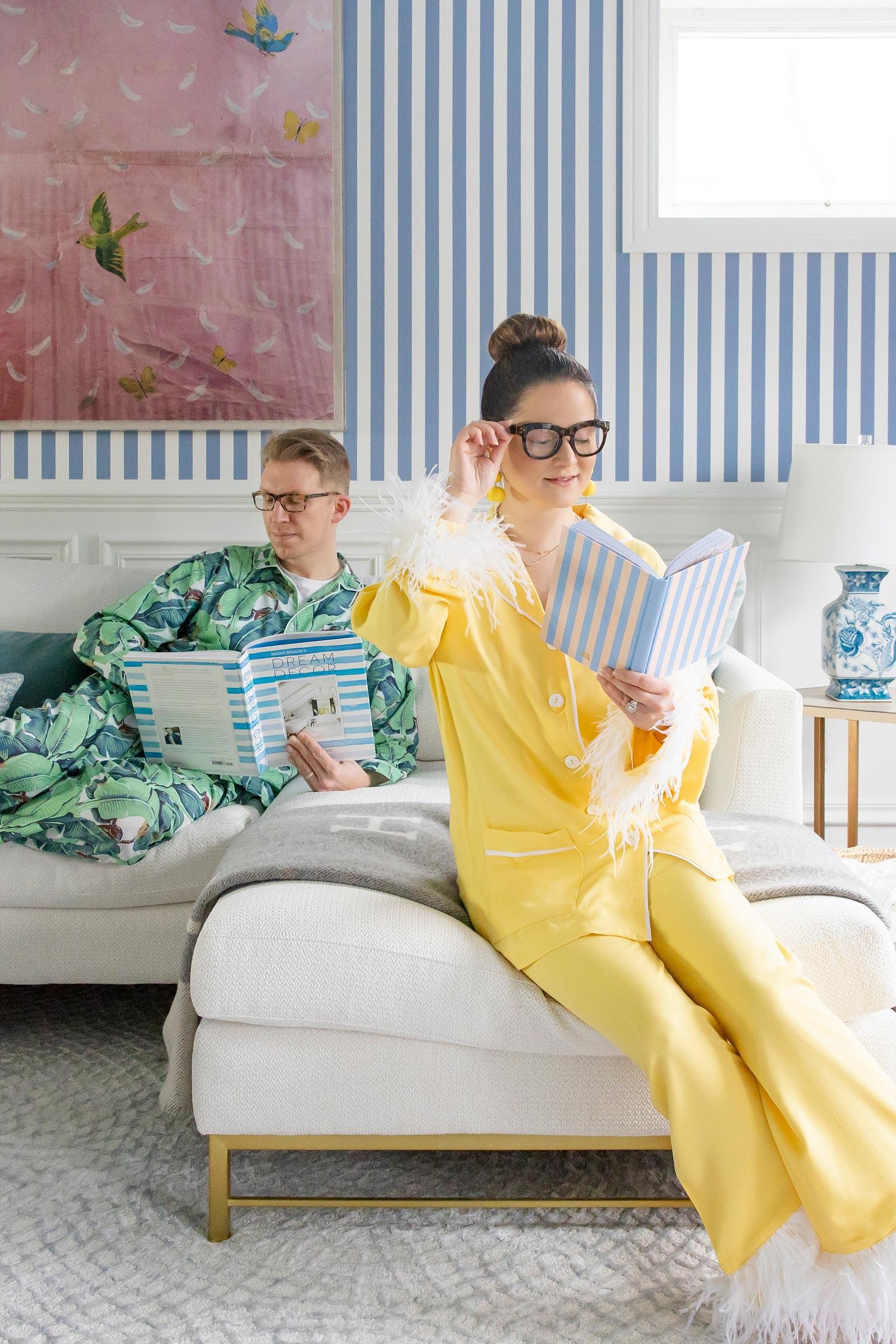 Daily Sleeper Feather Pajamas