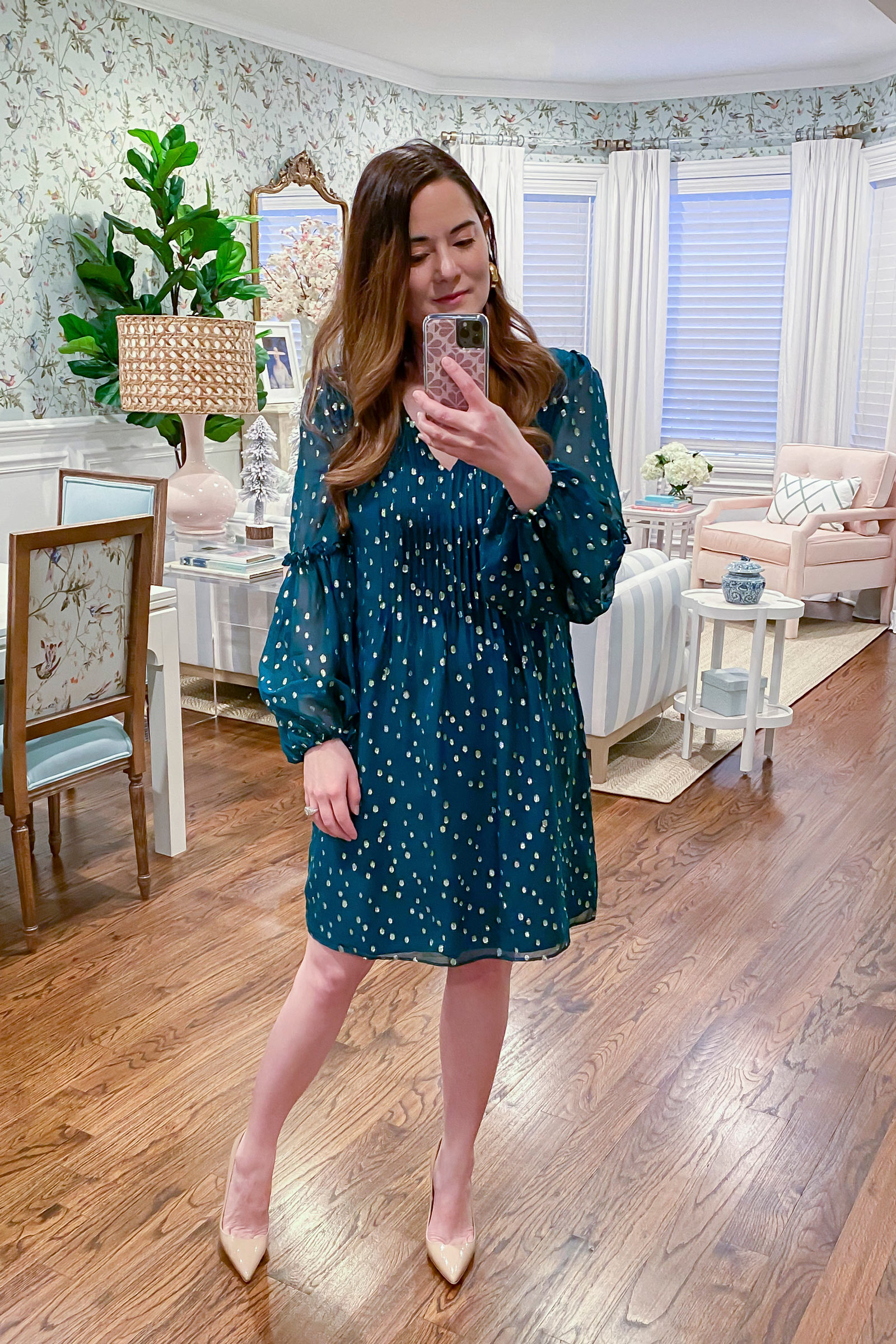 Lilly Pulitzer Cleme Silk Dress