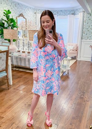 Lilly Pulitzer After Party Sale 2021 Outfit Try-On