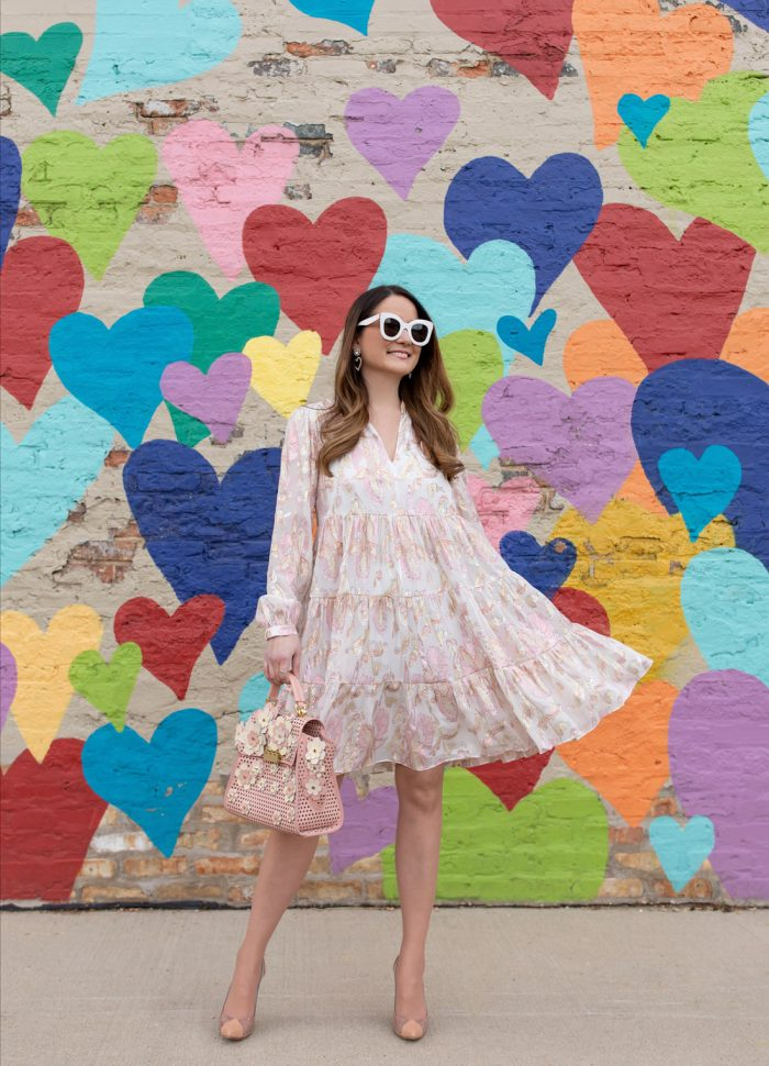 What to Wear on Valentine's Day – Lilly Pulitzer Sarita Dress