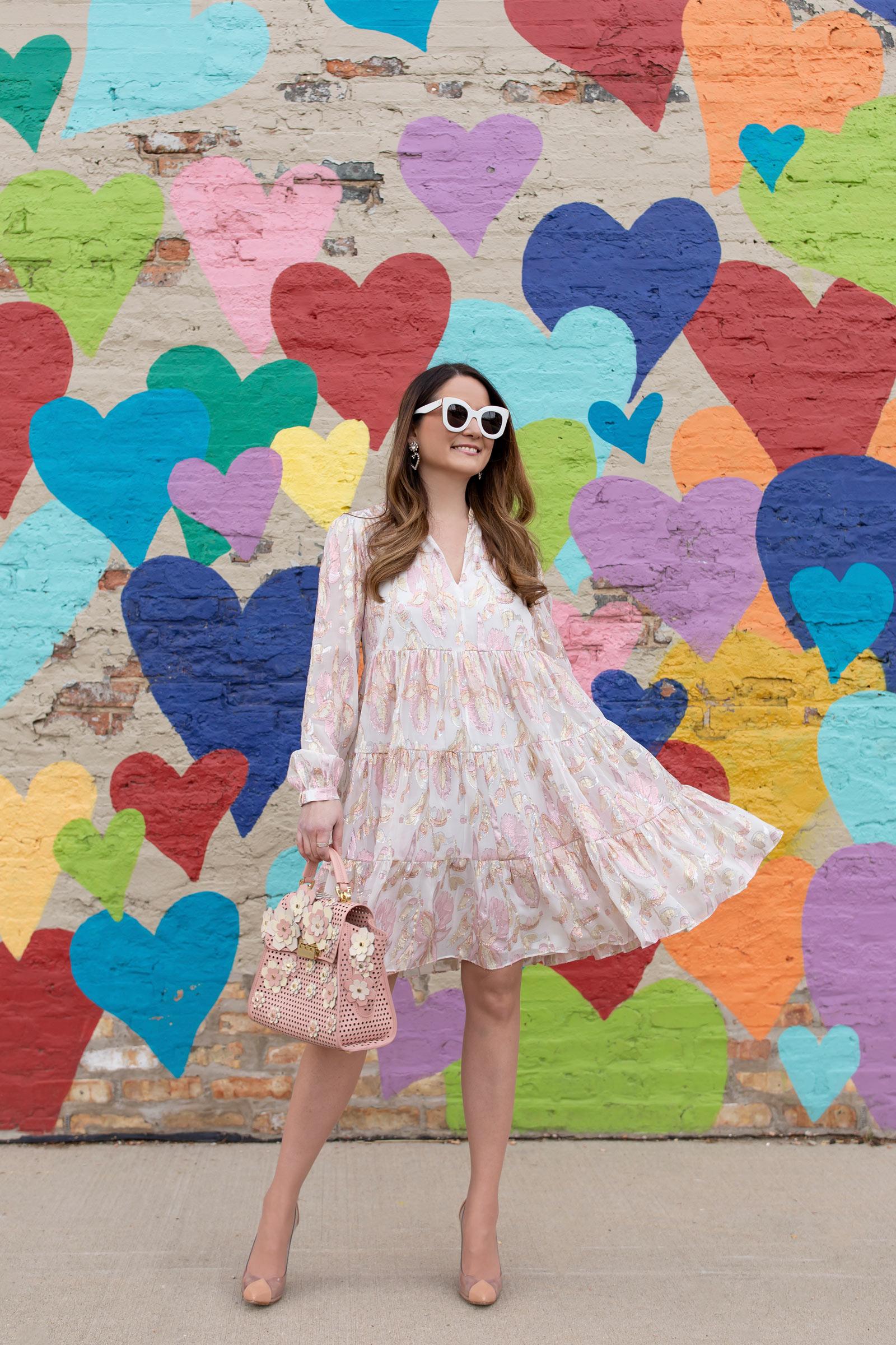 Lilly Pulitzer Sarita Tiered Silk Dress