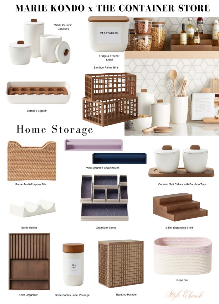 The Container Store Marie Kondo Collection is Here!
