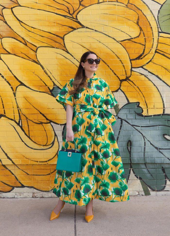 The Best Under $200 Spring Fashion Find – BURU Floral Dress