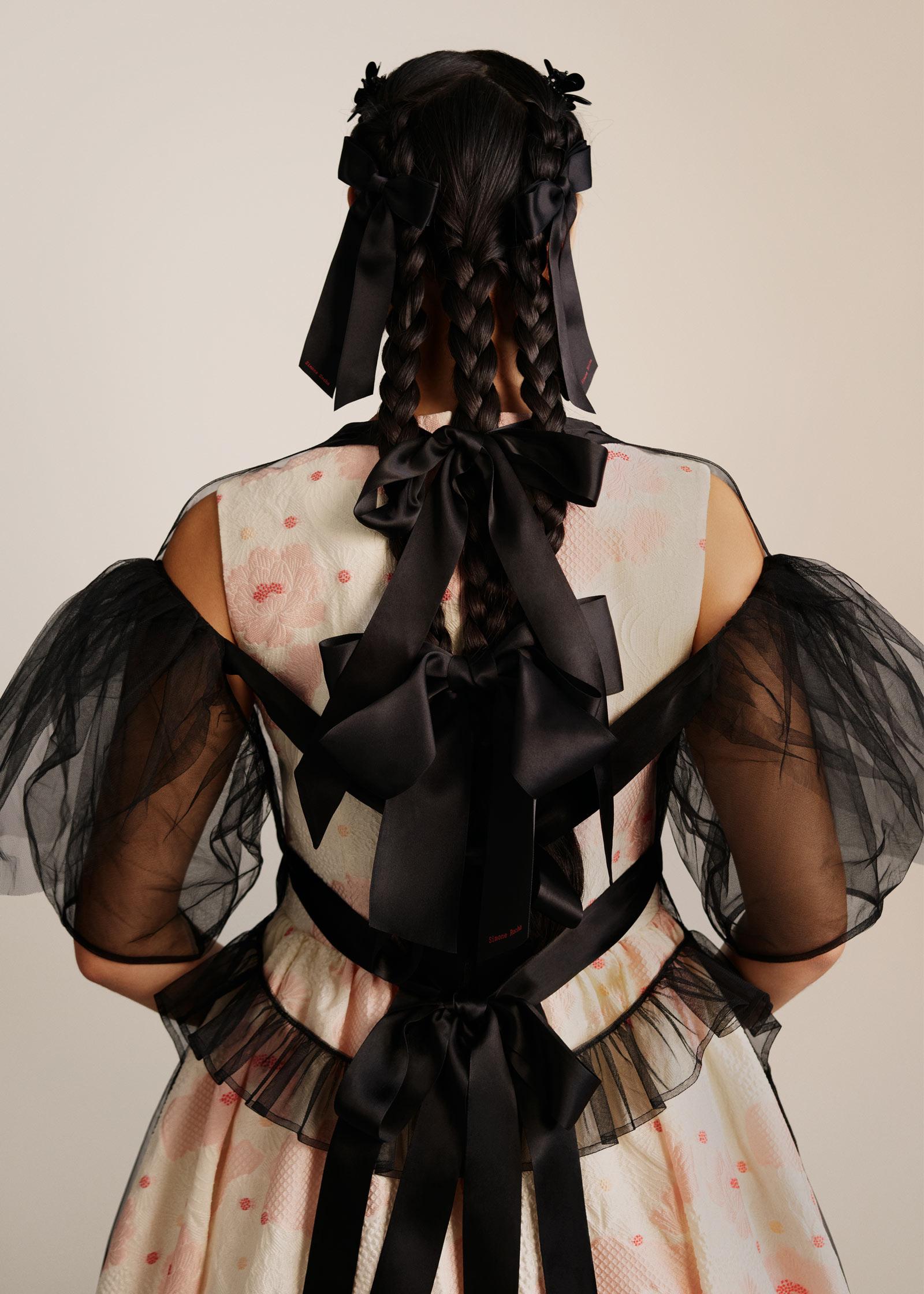 HM Black Bows