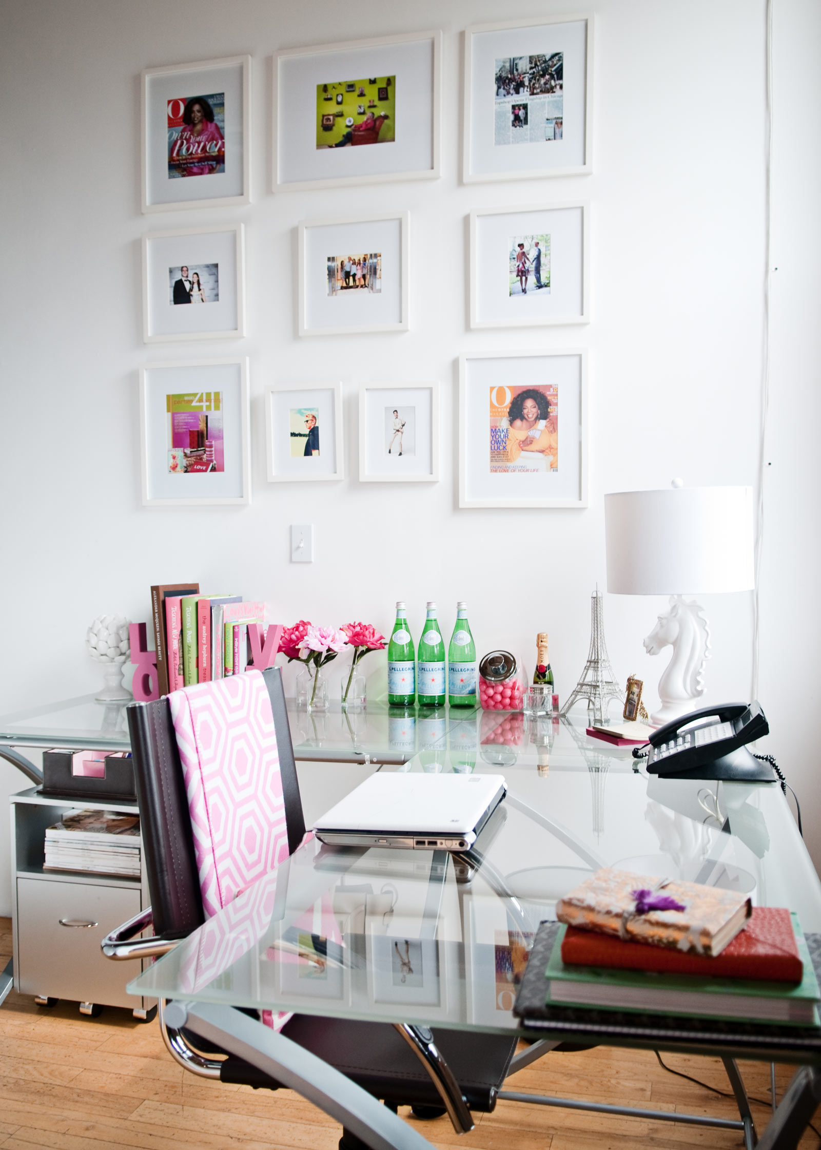 Jennifer Lake Office Decor