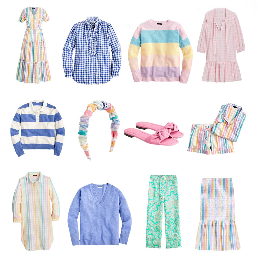 Preppy Fashion Ideas