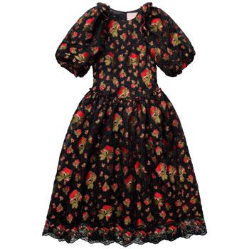 Simone Rocha HM Floral Dress