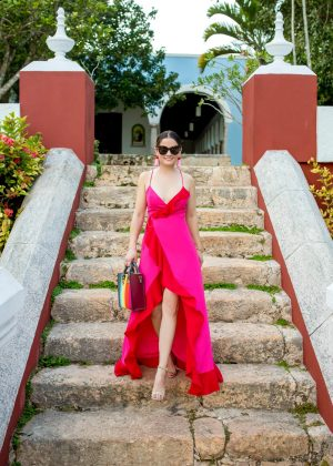 Pink and Red Outfit Ideas for Valentine's Day