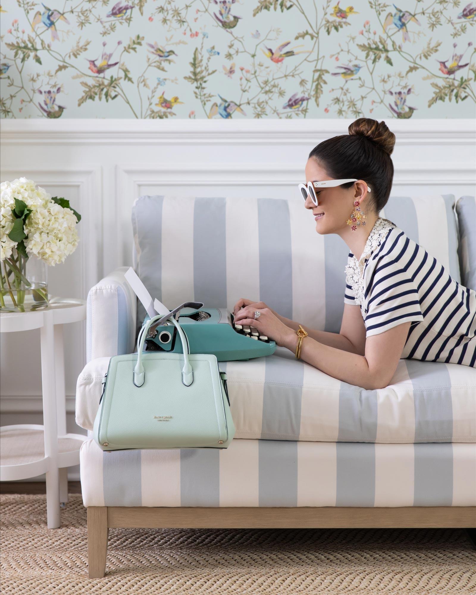 Kate Spade Knott Bag