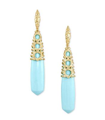 Kendra Scott Natalie Linear Earrings