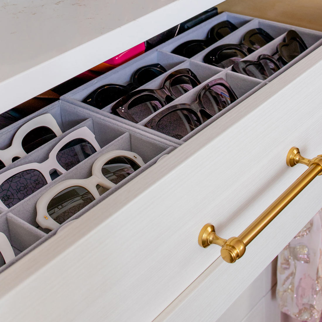 Sunglasses Storage Solutions