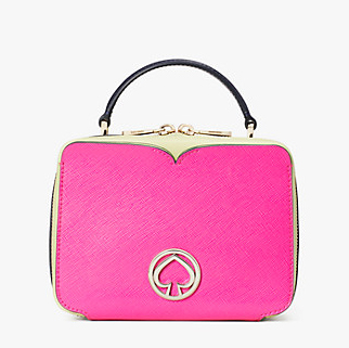 Vanity Mini Top Handle Bag