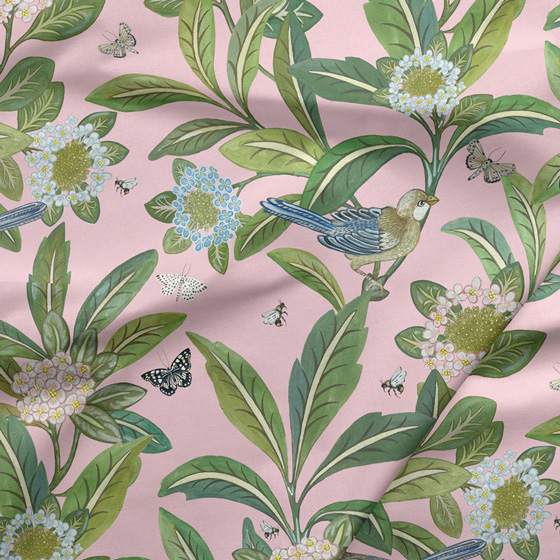 Milton King Fabric