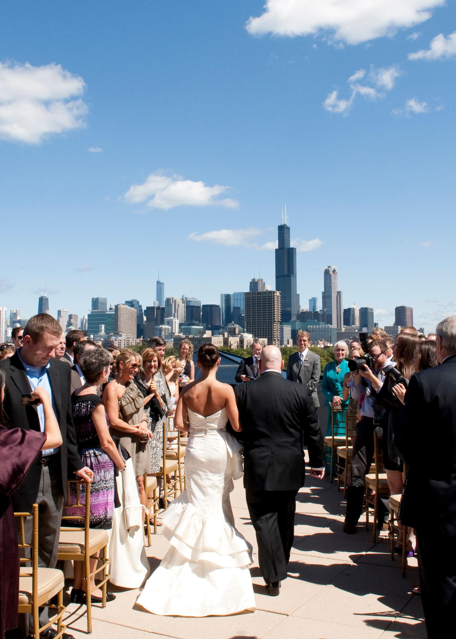 Jennifer Lake Wedding