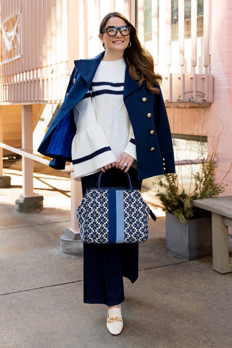 Kate Spade Sailor Pant