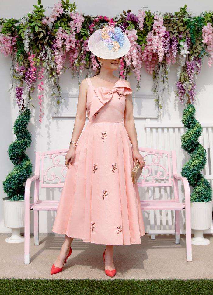 LK Bennett Pink Dress