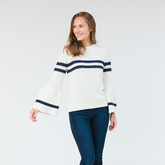 Style Charade Collection Sweater