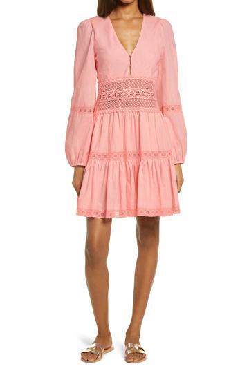 Area Stars Pink Dress