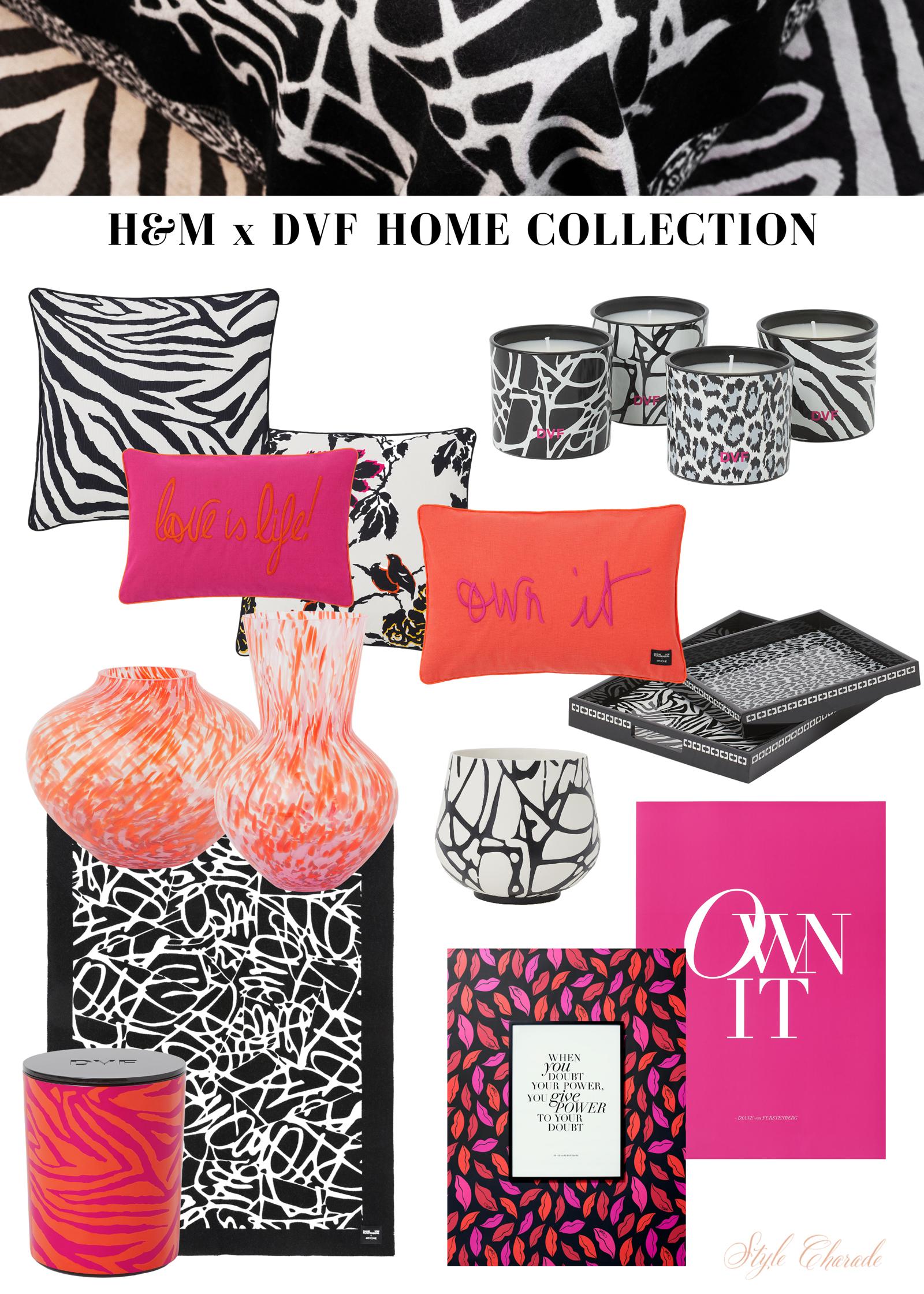H&M Home Diane von Furstenberg