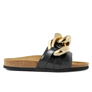 JW Anderson Chain Sandals