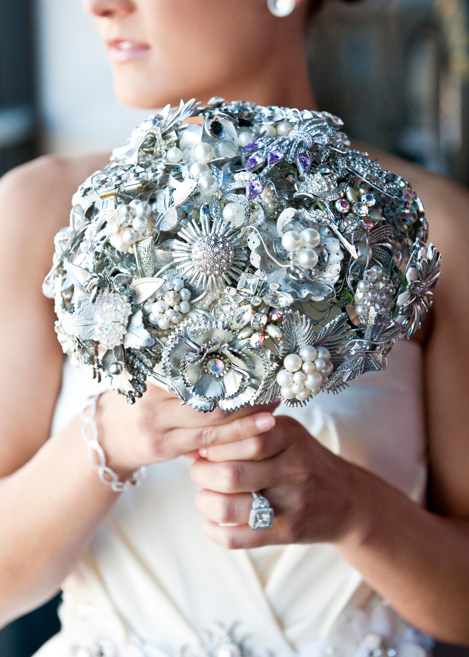Jennifer Lake Wedding Bouquet