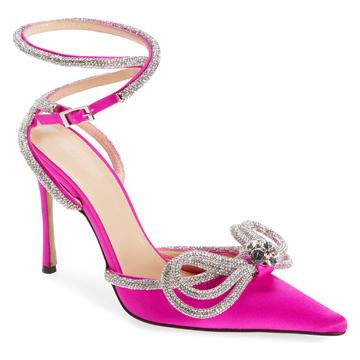 Mach and Mach Hot Pink Heels