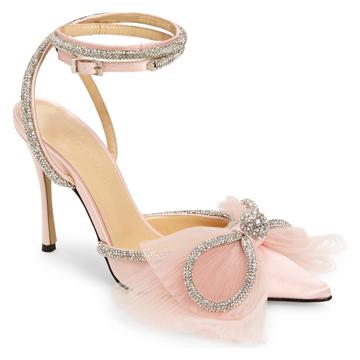Mach and Mach Pink Heels