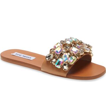 Steve Madden Embellished Sandals