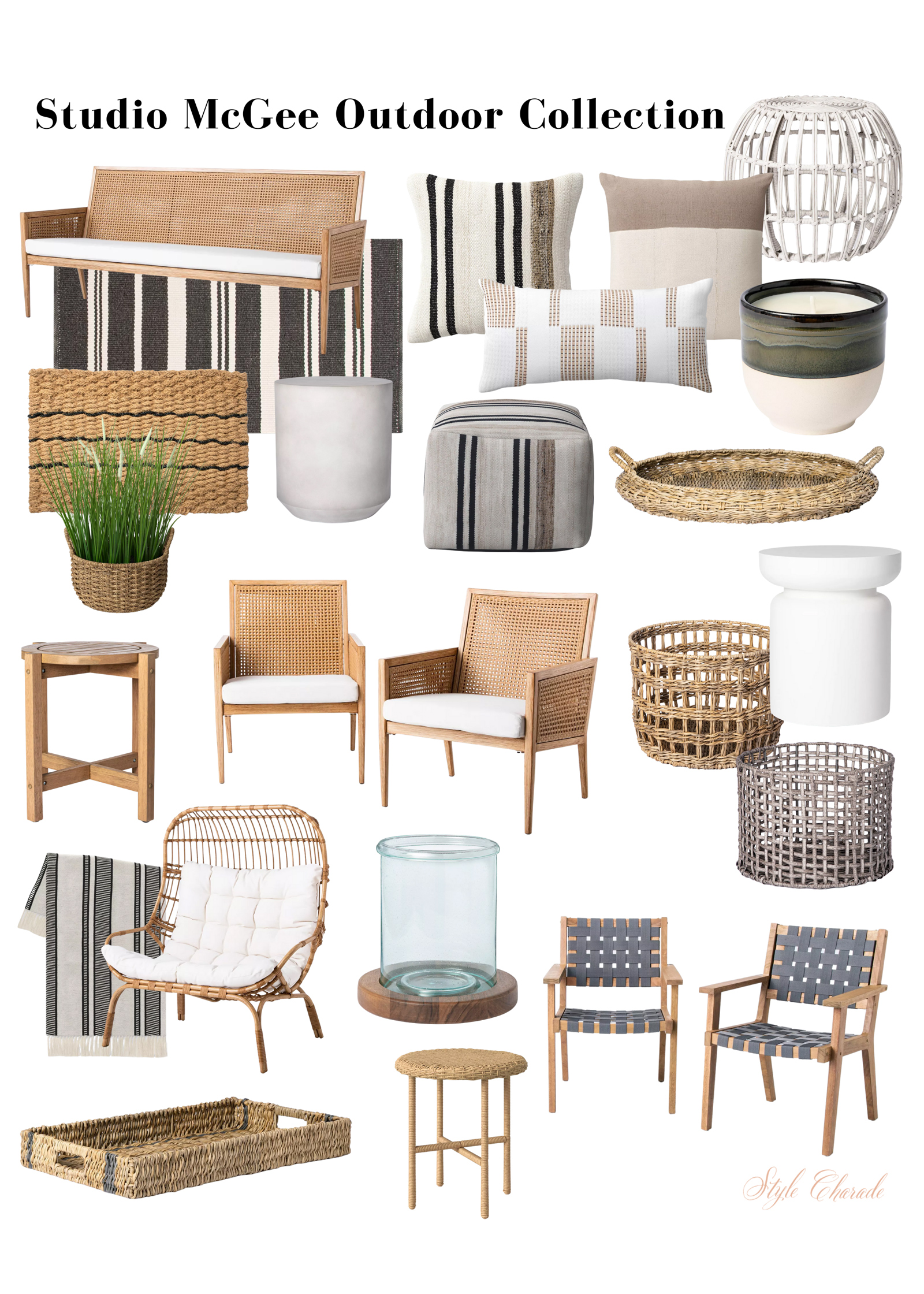 Studio McGee Outdoor Collection