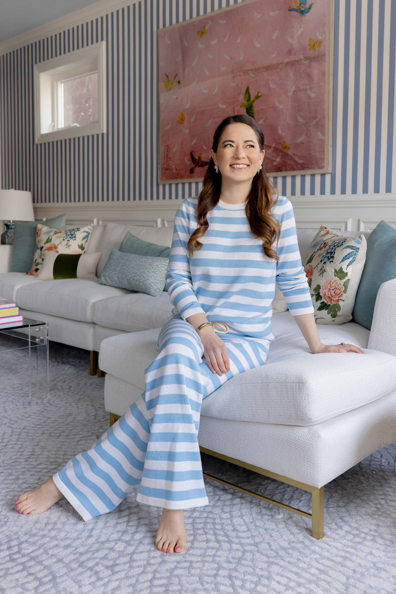 Jennifer Lake Sail to Sable Loungewear