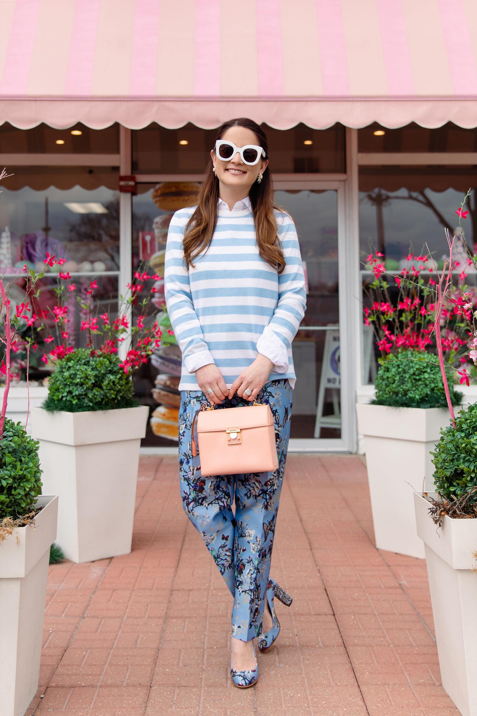 Jennifer Lake STS Loungewear Sweater