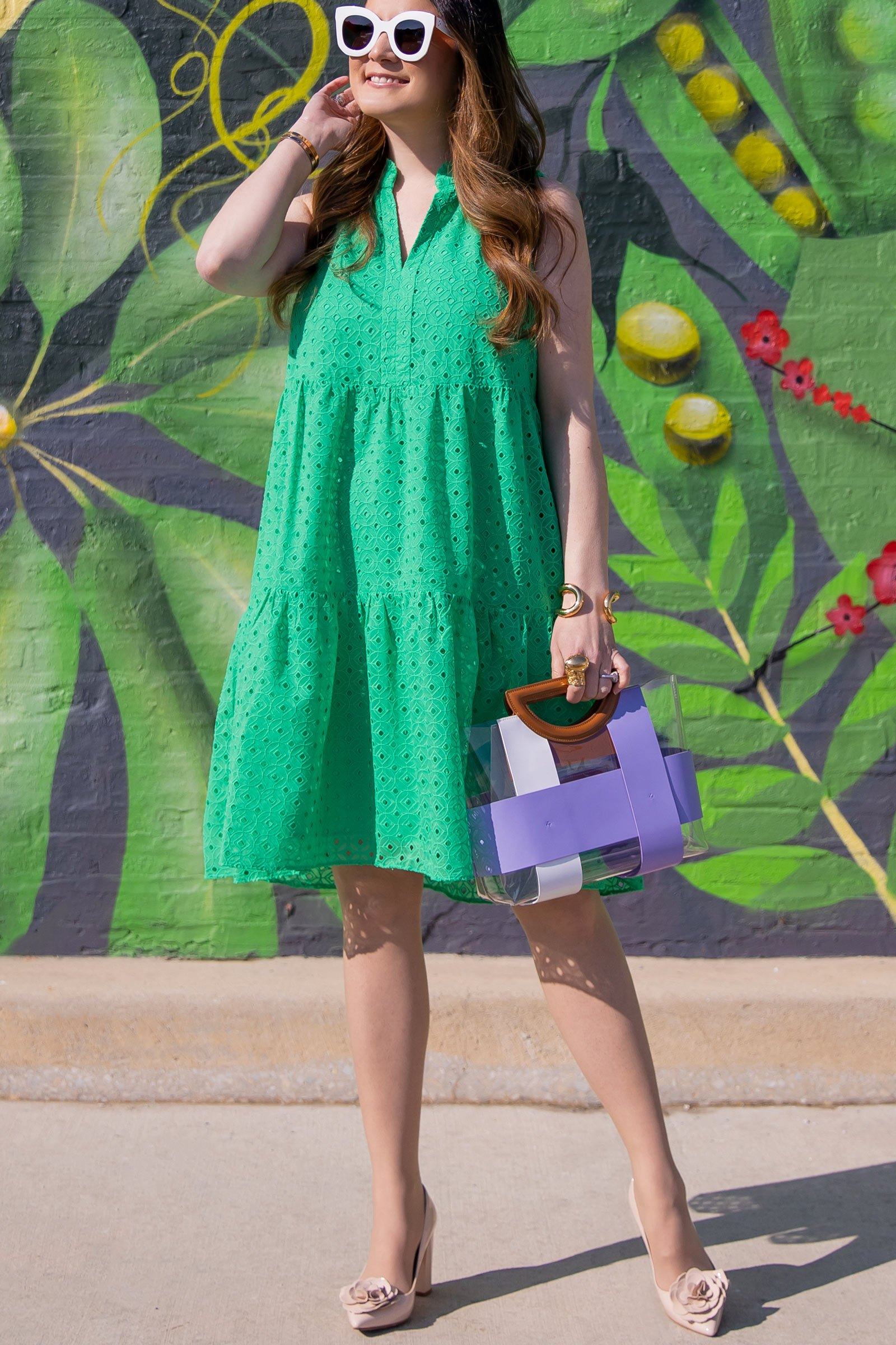 Lilly Pulitzer Green Dress