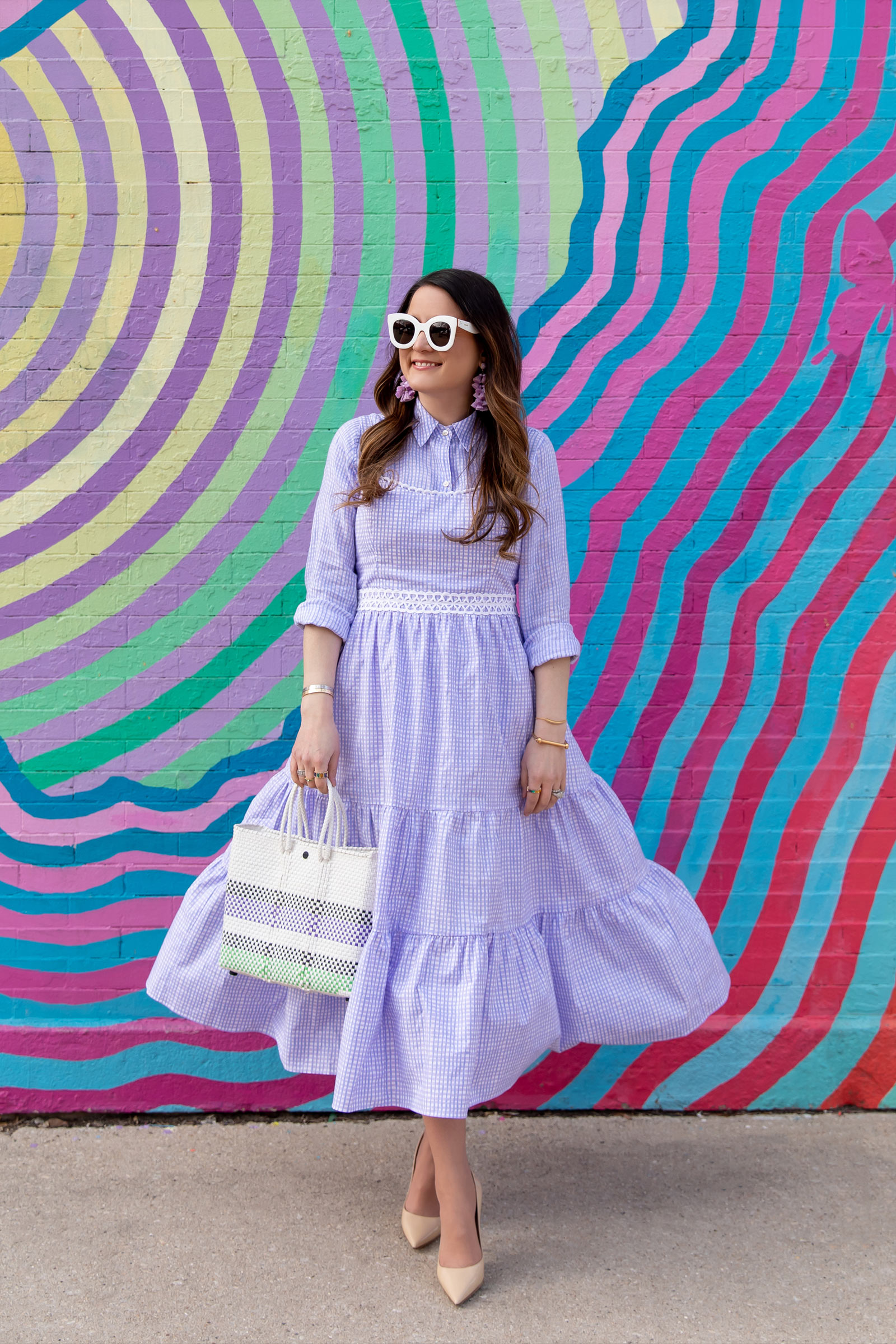 Lilly Pulitzer Lilac Gingham