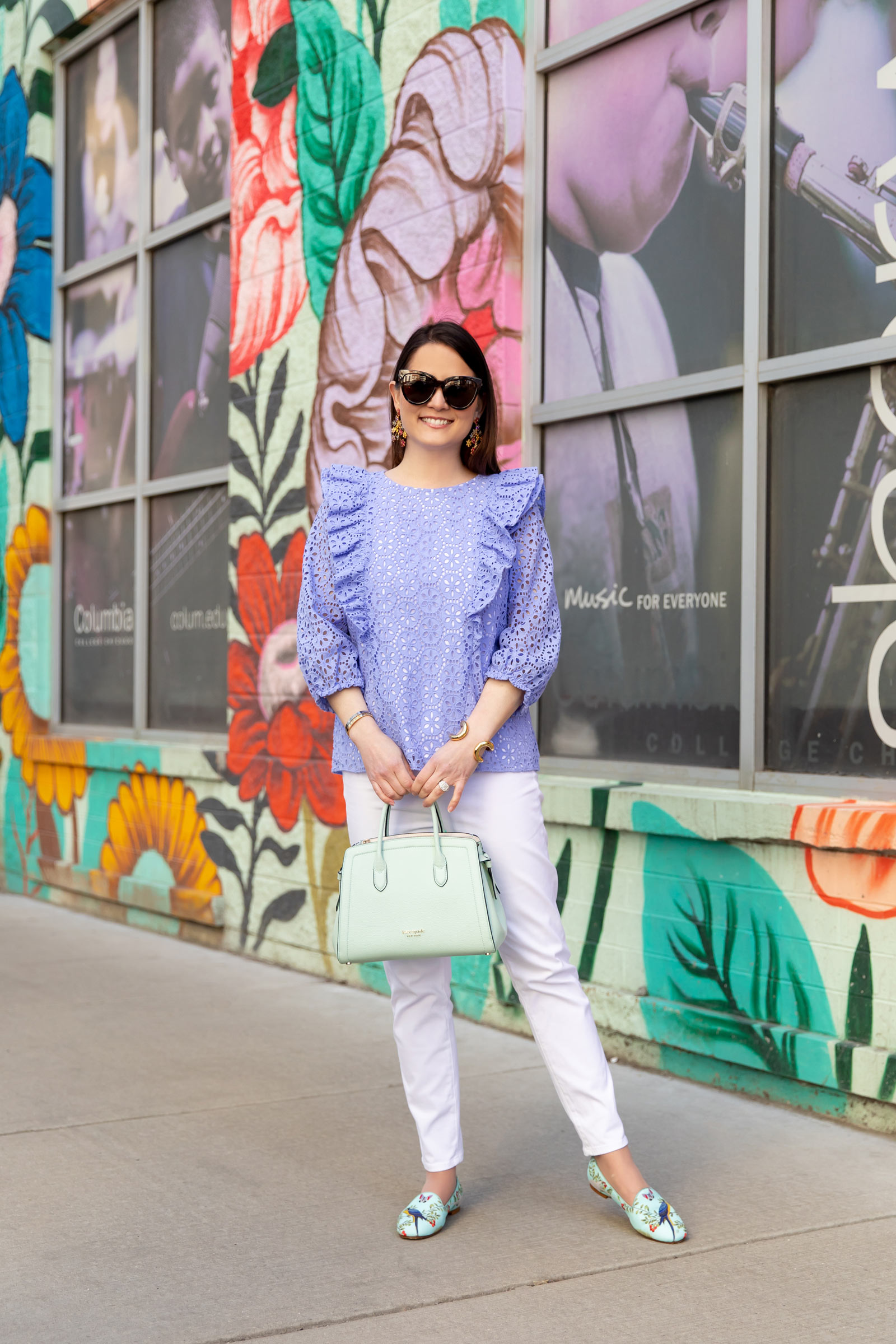 Lilly Pulitzer Primm Eyelet Top